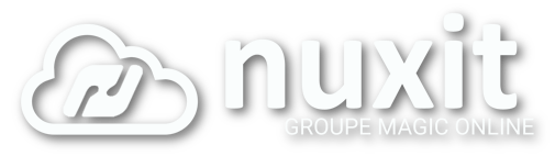 Logo Nuxit - Magic Online